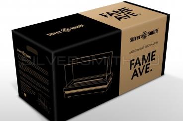 Биокамин FAME AVE. BLACK