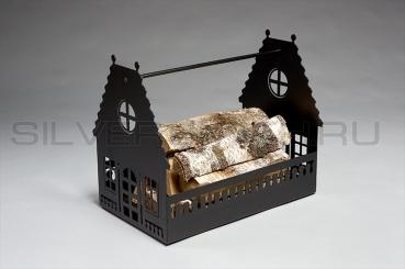 Дровница HOUSE