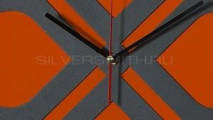 Корпоративные часы-логотип